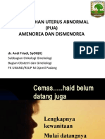 2.1.6.1 - PUA, Amenorea, Dismenorea.pptx