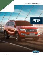 Ford Everest Brochure2007