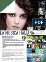 y9 sow - la musica italiana - summer 1