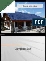 Clases Solares. Componentes (Univ Chile)