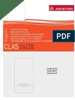 Manual Ariston Clas