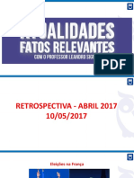 Retrospectiva Abril 2017