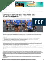 Conheça Os Benefícios de Treinar Com Uma Assessoria Esportiva - Ativo