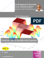 Numerical Analysis And Differential Equations -Part b.pdf
