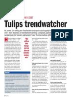 Tulips trendwatcher