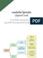 Kuliah Medulla Spinalis