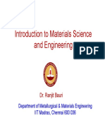 202 Introduction to Materials Science
