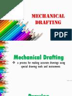 Drafting Materials and Tools