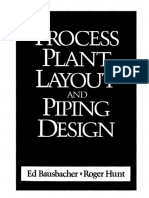 Process Plan Layout and Piping Design - Roger Hunt.pdf