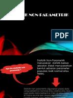 Ppt Statistik (Non-parametrik)