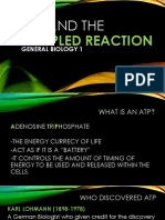 12. Coupled Reaction