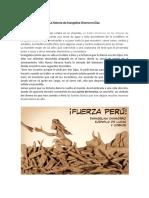 La Historia de Evangelina Chamorro Díaz