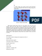 Magnesium Oksida