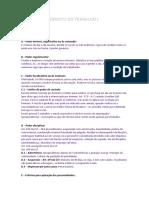 Direito Do Trabalho - Prof. Daniela