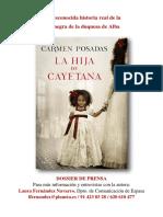 Dossier. La Hija de Cayetana