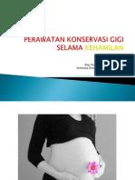 Seminar Konservasi Gigi Pd Kehamilan 22 Agt 2015 (2)