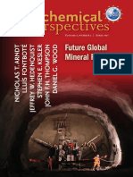 Geochemical perspectives