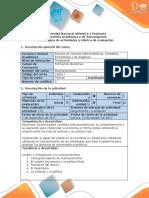 Guía de actividades y rubrica de evaluación Fase 2 Identificar el problema central del caso de estudio.docx