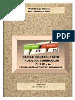Bazele Contabilitatii Auxiliar Cl. a IX-A