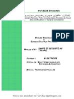 M03_Santé Et Sécurité Au Travail GE-ESA