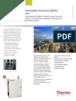 2000i Brochure Partisol Air Sampler