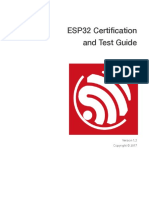 ESP32 Certification and Test Guide En