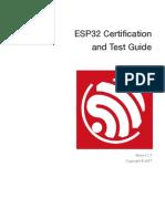 ESP32 Certification and Test Guide En