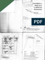 Jack Levin - Estatistica Aplicada a Ciências Humanas