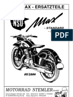 Nsu Max Parts