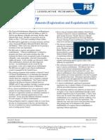 Bill_Summary_The Clinical Establishments (Registration and Regulations) Bill, 2010