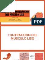 Capitulo 8 Contraccion de Musculo Liso