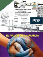 Valor de La Familia