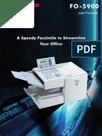 FO5900 Brochure