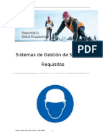 REQUISITOS OHSAS18001-2007