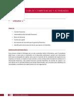 Competencias y Actividades - U1