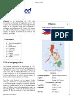 Filipinas - EcuRed