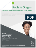 racism 2527s roots in oregon flyer
