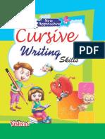 English Cursive Writing Skills Stage 1 eBook