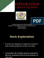 Rock Exploration