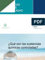 Anexo7. Sustancias Químicas- Nueva Regulación 2015