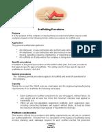 28- Scaffolding Procedures