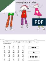 31Cuadernillo Actividades Educación Preescolar (5 Años) Imágenes Educativas