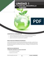 Desarrollo Humano y Sustentabilidad Unidad 1