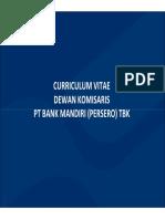 PCRL40285731 CV Dewan Komisaris Dan Direksi Bank Mandiri 2ba9ec9b7c