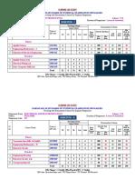 EE-Scheme of Study