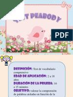 Test Peabody