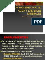 Elementos,Agua y Sales Fac.ii