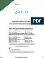 AFIP - Nueva Reglamentacion Tarjetas de Credito y Debito