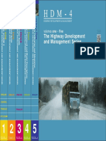 The Highways Development and Management Series