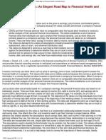 FPA-Personal Financial Ratios
